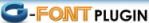 G-font logo